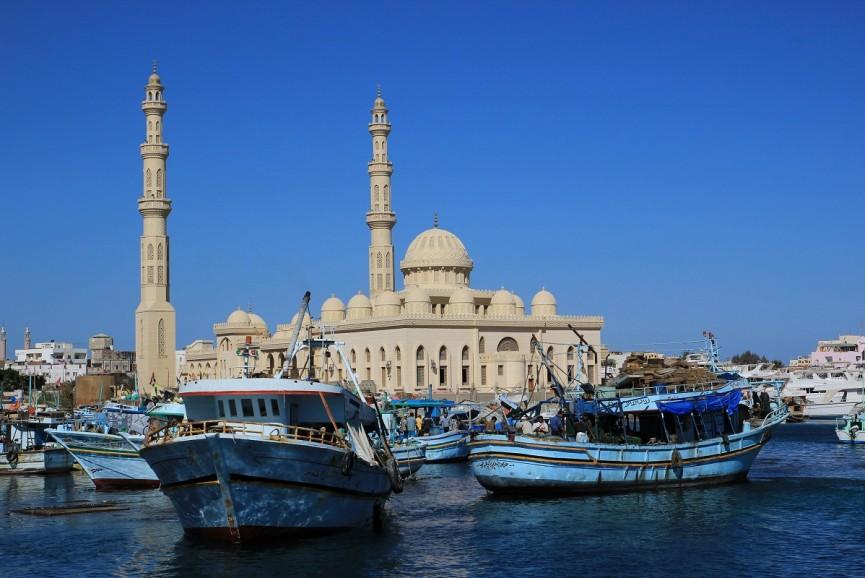 Egipt - Hurghada