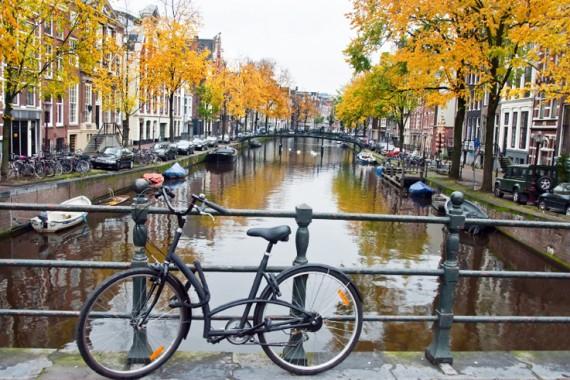 Amsterdam - Mesto gostoljubnih ljudi