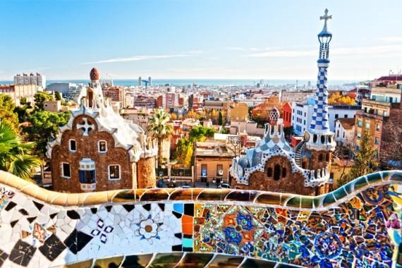 Barcelona - Mesto kontrastov in dobre zabave