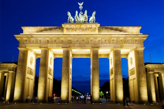 Berlin - Mesto moderne arhitekture