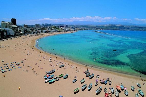 Gran Canaria - Celina v malem