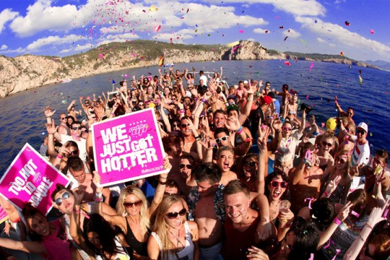 Ibiza - Otok, kjer čas ne obstaja