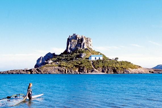 Kos - Plavajoči vrt Egejskega morja