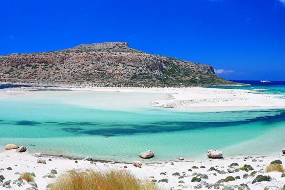 Kreta - Otok peščenih plaž