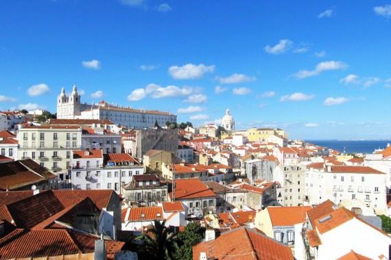 Lizbona - Najzahodnejša evropska prestolnica