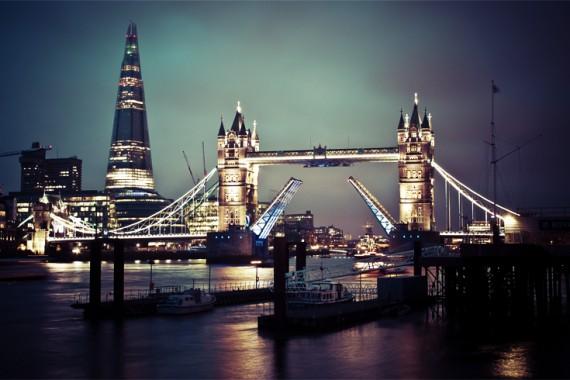 London - Kraljeva prestolnica Evrope