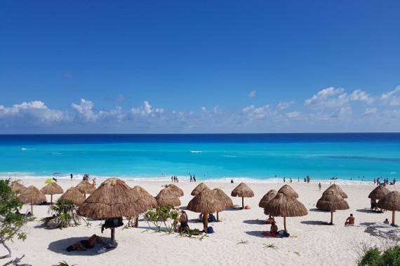 Mehika - Riviera Maya - Mehiški karibi