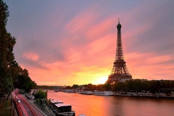 Pariz - Mesto ljubezni