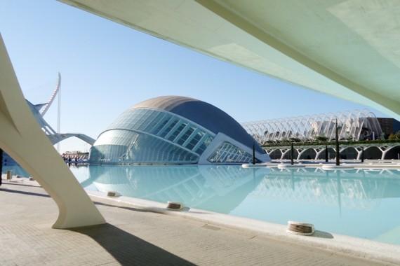 Valencia - Moderno sredozemsko mesto